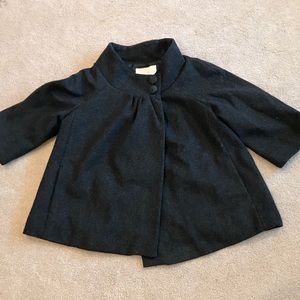 Old Navy Cropped Pea Coat